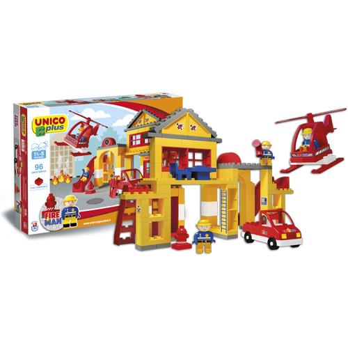 duplo unico brandweerkazerne