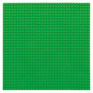 Bouwplaat groen - 32 x 32 cm-1