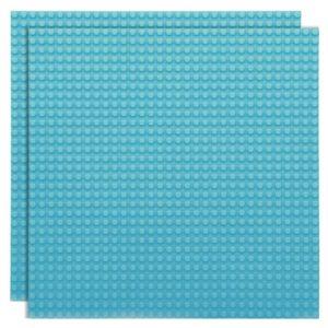 lego bouwplaat hemelsblauw