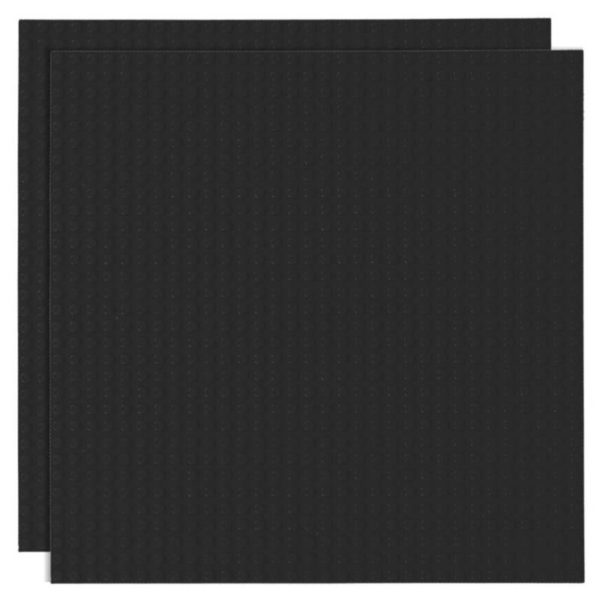 lego bouwplaat zwart - 1