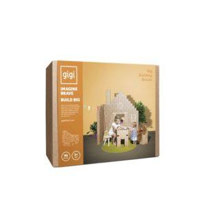 Gigi Bloks stevige blokken set G-3 - 96 stuks - XL-1
