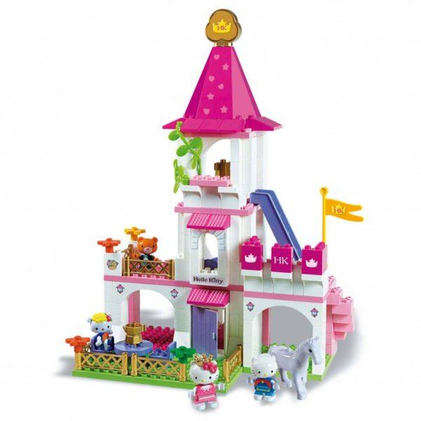 Hello Kitty kasteel 171-delig-1