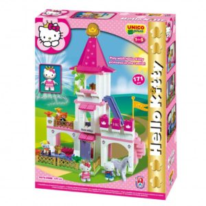 Hello Kitty kasteel - 171 delig