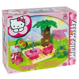 Hello Kitty picknick - 14 delig-1