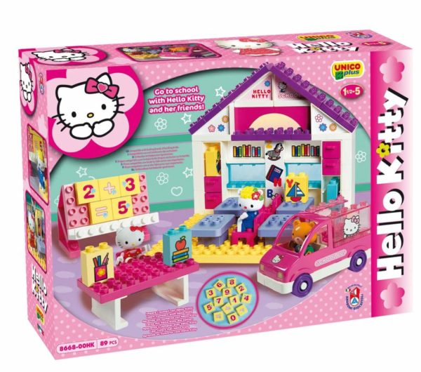 Hello Kitty school - 89 delig-1