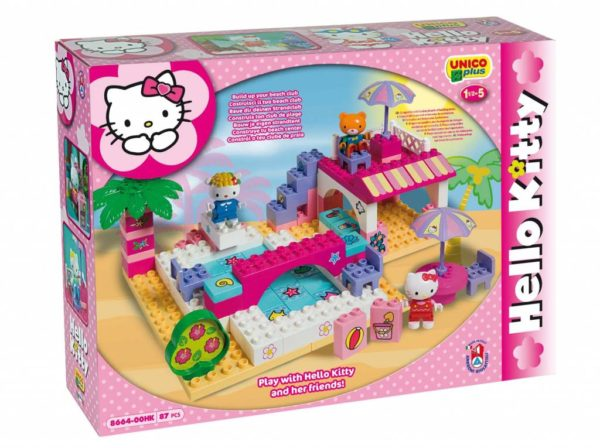Hello Kitty strandtent - 87 delig-1