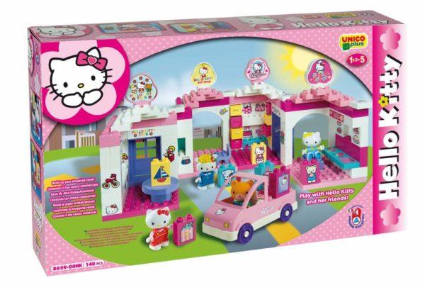 Hello Kitty winkelcentrum - 140 delig-1
