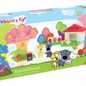 Unico Plus woezel & pip tovertuin - 8876-1