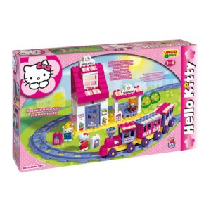 hello kitty duplo trein station