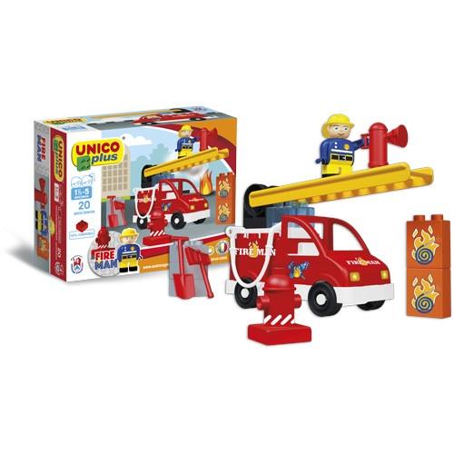 unico plus brandweer 20 delig -1