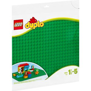 Duplo 2304 grote groene bouwplaat