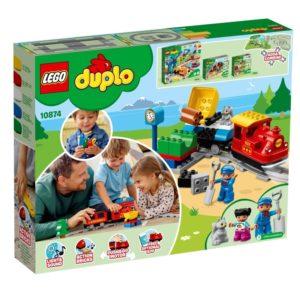 Lego Duplo Stoomtrein 10874-2
