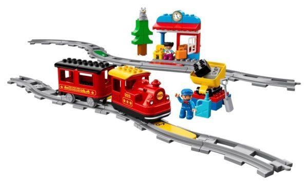 Lego Duplo Stoomtrein 10874-1