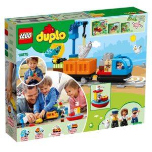 Lego Duplo Goederentrein 10875-2