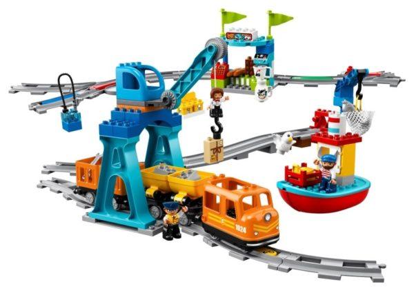 Lego Duplo Goederentrein 10875-1