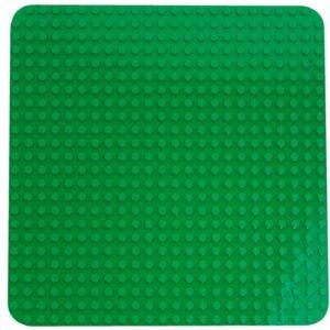 Duplo 2304 grote groene bouwplaat-1