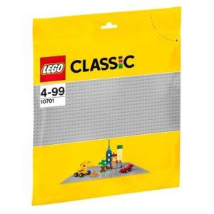 LEGO 10701 Grijze bouwplaat