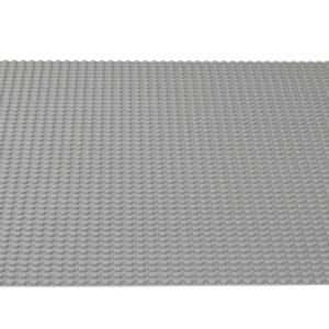 LEGO 10701 Grijze bouwplaat-1