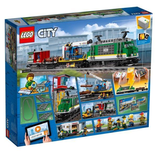 LEGO 60198 Vrachttrein-2