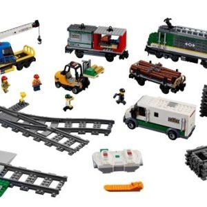 LEGO 60198 Vrachttrein-1