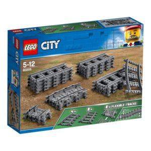 LEGO 60205 Treinrails
