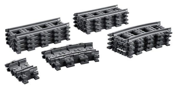 LEGO 60205 Treinrails-1
