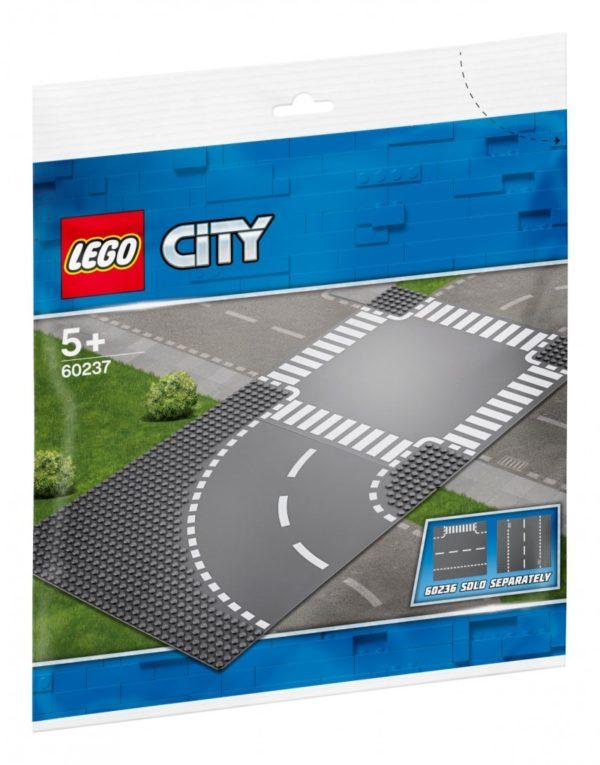 LEGO 60237 Bocht en kruising