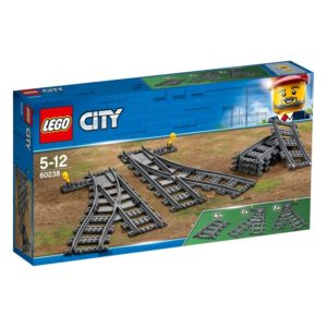 LEGO 60238 Wissels