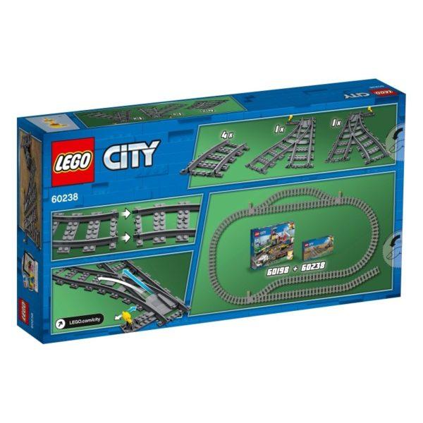 LEGO 60238 Wissels-2