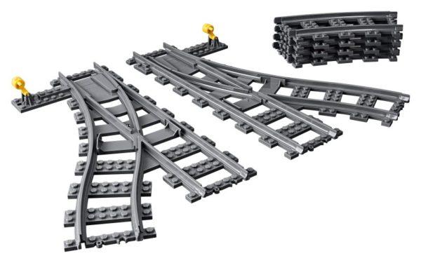 LEGO 60238 Wissels-1