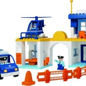 Unico Plus politiebureau - 80 delig - 8544 - 2