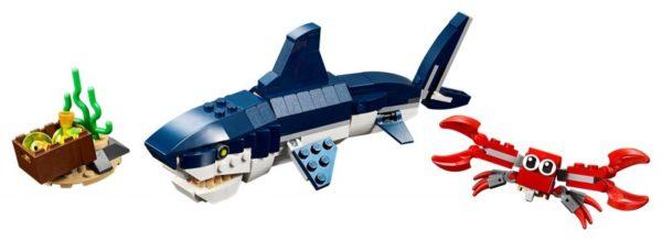 Lego Creator 31088 3-in-1 Diepzeewezens-1