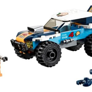Lego City 60218 Woestijn Rallywagen-1