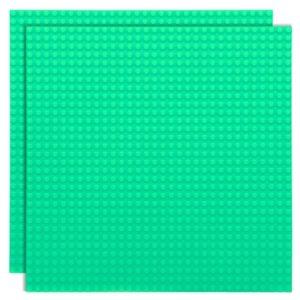 lego bouwplaat pastelgroen - 1
