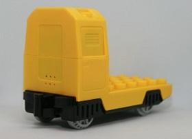 onderstel locomotief los duplo