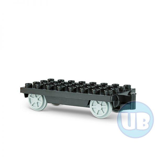 trein wagon onderstel