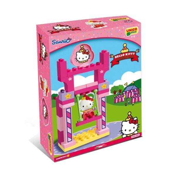 Hello Kitty Funpark schommel
