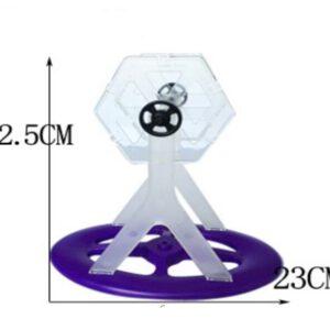 magnetisch speelgoed los onderdeel reuzenrad onderstel