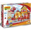 Unico Plus brandweerkazerne - 96 delig - 8558