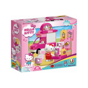 Duplo Hello Kitty ijsco wagen - 26 delig - 8693