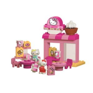 Duplo Hello Kitty koffie bar speelset - 45 delig - 8694 - 1
