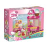 Duplo Hello Kitty koffie bar speelset - 45 delig - 8694