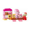 duplo Hello Kitty koffie salon speelset - 82 delig - 8695 - 1