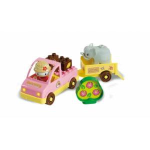 Hello Kitty mini safari - 7 delig