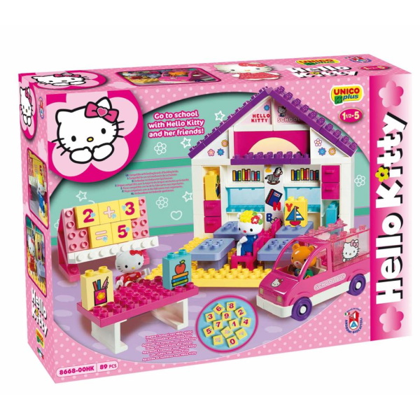 Hello Kitty school - 89 delig - 1