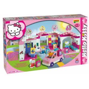 Hello Kitty huis - 140 delig - 1