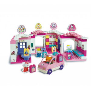 Hello Kitty huis - 140 delig