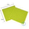 duplo bouwplaat groen 19x19 cm