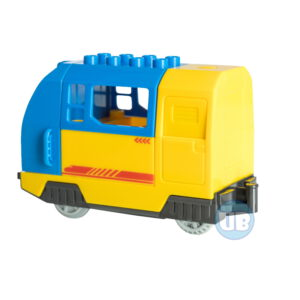 duplo elektrische trein
