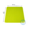 duplo Grote bouwplaat groen - 38,5 x 38,5 cm